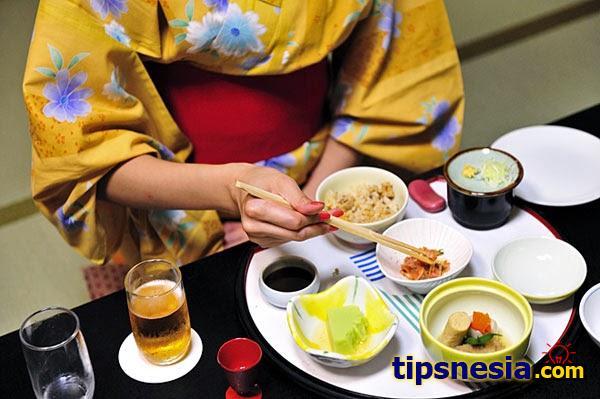 makanan orang jepang