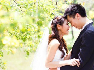 pasangan menikah