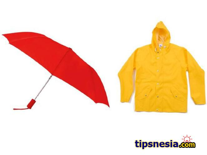 payung jas hujan