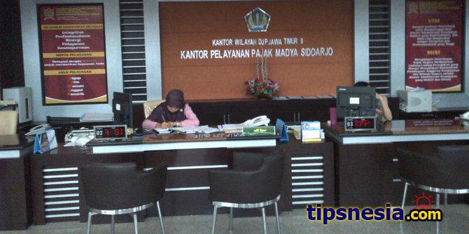 pelayanan pajak
