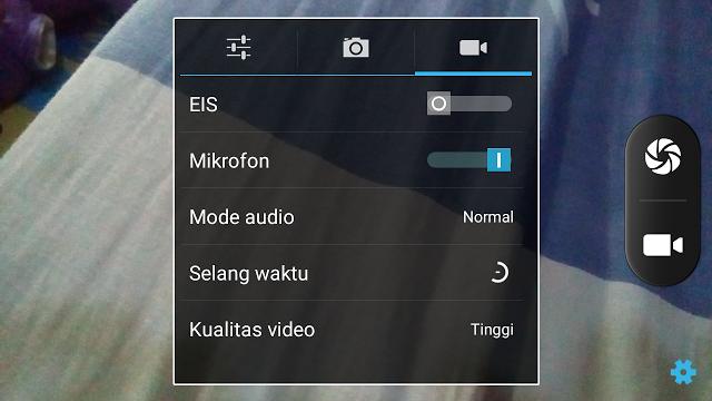 pengaturan kamera smartphone