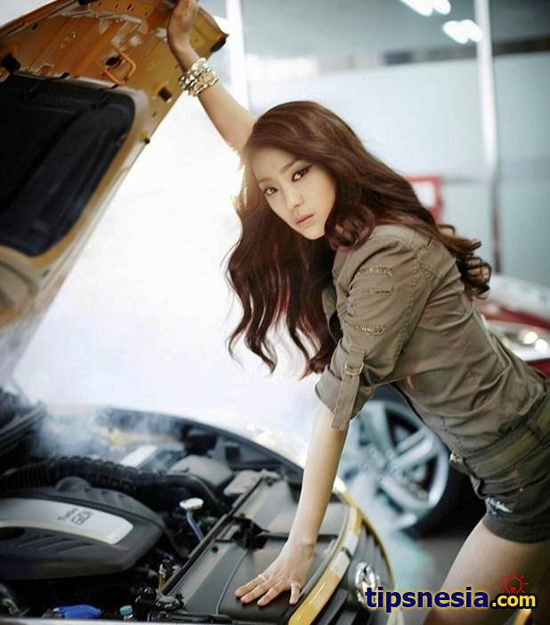 perawatan mesin mobil