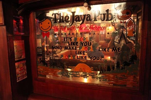 resto The Jaya Pub