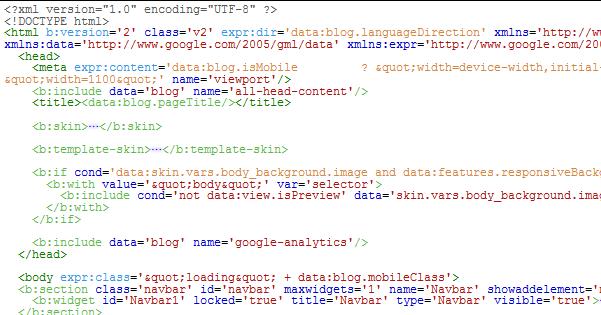 struktur-kode-website